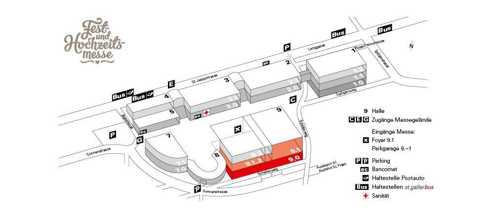 FHMSG Geländeplan
