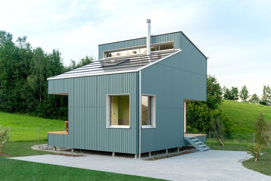 OFFA - Tiny House Bazenheid