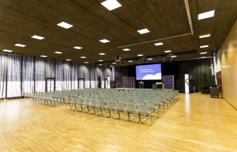 CongressEvents St.Gallen Halle 9.2