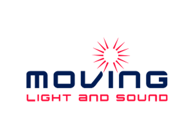 moving light and sound gmbh logo