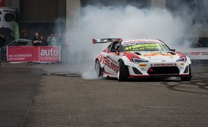 automesse Drift-Show