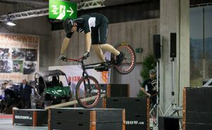 automesse Trial-Bike-Show