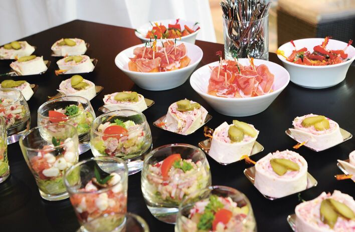 CongressEvents Catering Header