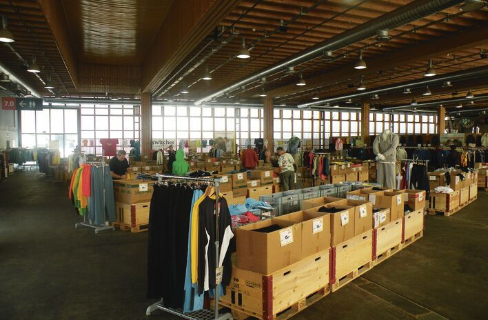 Halle 7.0 Outlet