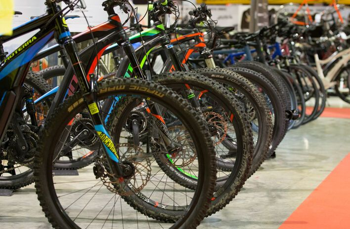 automesse st.gallen 2017 - Bike&Cycle