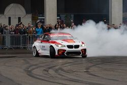 automesse st.gallen – Drift-Show